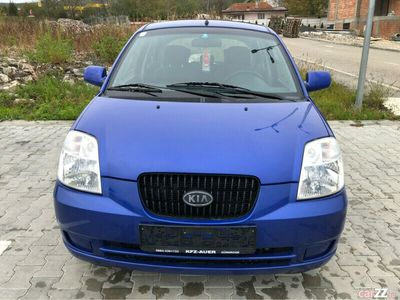second-hand Kia Picanto 1.1i-65 cp An 2005 —Aer Conditionat—Recent Adus—
