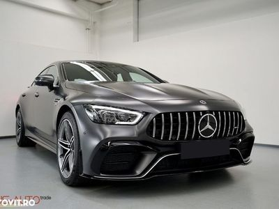second-hand Mercedes AMG GT