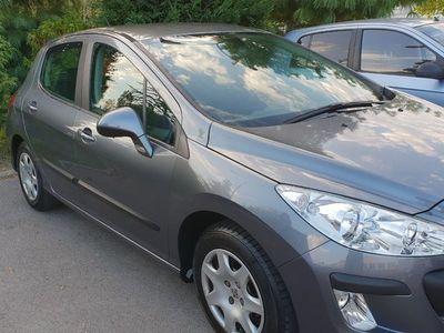second-hand Peugeot 308 2010, benzina, 1.6, 125 cp