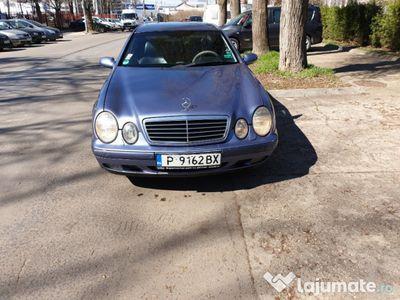 second-hand Mercedes CLK320 benzina 1997 220cp