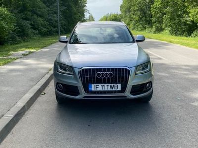 second-hand Audi Q5 B9