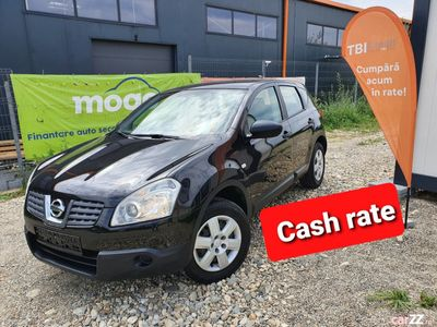 second-hand Nissan Qashqai an 2009 diesel.1.5 dci cash rate