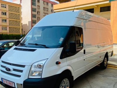 second-hand Ford Transit 2014 euro5