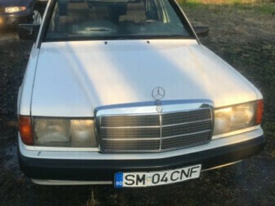 second-hand Mercedes 190 E