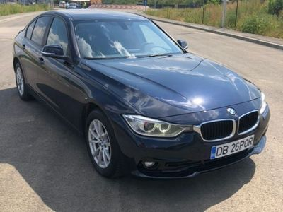 second-hand BMW 320 f30 2014 x-drive 184 cp