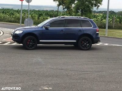 second-hand VW Touareg