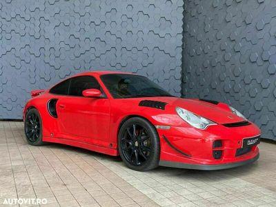 second-hand Porsche 911 2003 Manuală, motor Benzină 450 CP, 90.000 km, Coupe