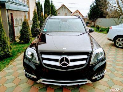 second-hand Mercedes GLK220 2015 accept schimburi + diferență