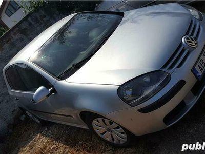 second-hand VW Golf V tdi inmatriculat