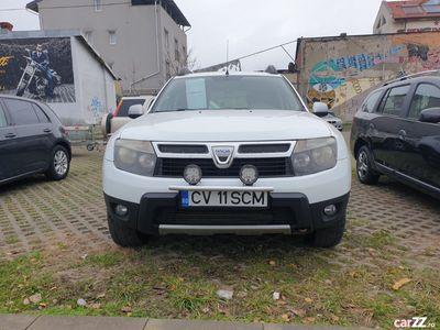 second-hand Dacia Duster fab. 2012 4x4 motor 1,5 diesel