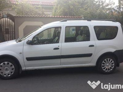 second-hand Dacia Logan MCV break 7 locuri