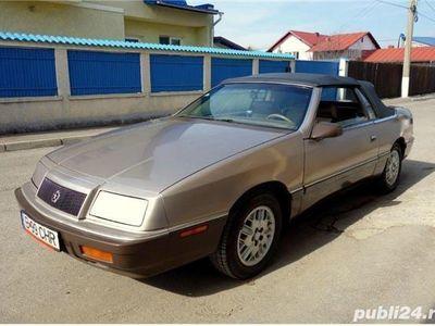 second-hand Chrysler Le Baron