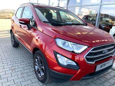 second-hand Ford Ecosport ( garantie de producator valabila )
