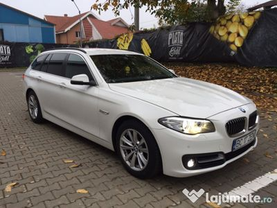 "second-hand BMW 520 d. ""EfficientDynamics EURO 6"