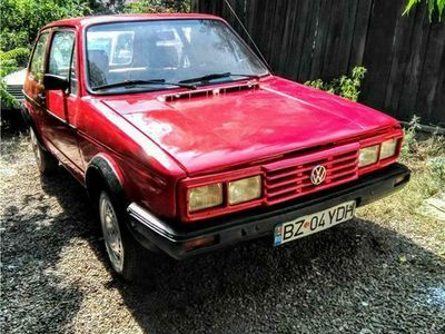 second-hand VW Golf I