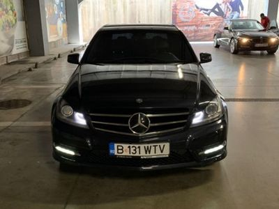second-hand Mercedes C250 C