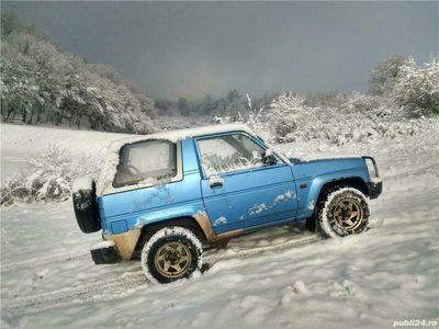 second-hand Daihatsu Rocky