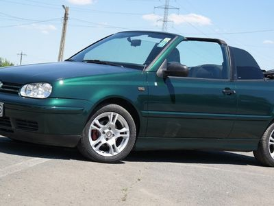 second-hand VW Golf Cabriolet 4