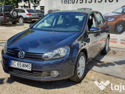 second-hand VW Golf VI VI,2.0TDI,2011,Euro 5,Finantare Rate