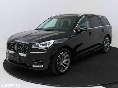 second-hand Lincoln Aviator