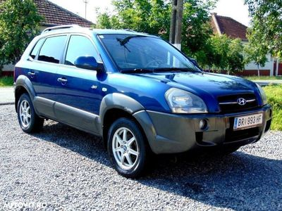 used Hyundai Tucson - 4x4 - an 2006