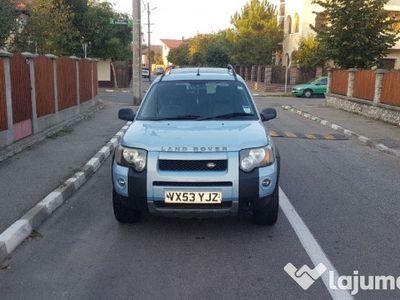 second-hand Land Rover Freelander 2.0Diesel, piele, trapa