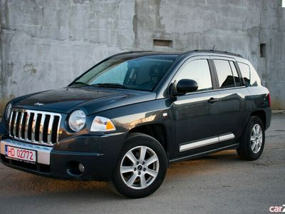 second-hand Jeep Compass 4x4