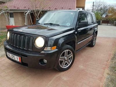second-hand Jeep Patriot 4x4, 2.0 Diesel (Motor Vw) an 2010