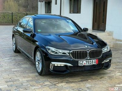 second-hand BMW 740L