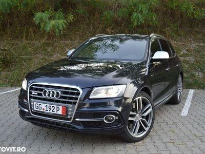 second-hand Audi SQ5