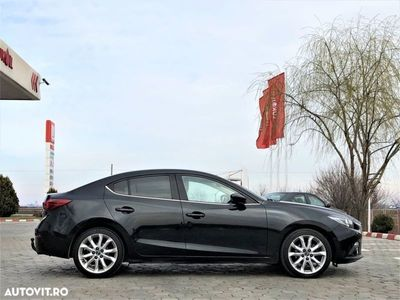 second-hand Mazda 3 MK3