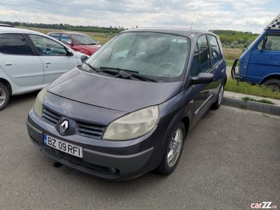 second-hand Renault Scénic an 2004 1.9 Dci