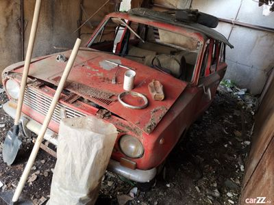 second-hand Lada 1200 an 1978