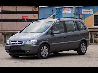 second-hand Opel Zafira Facelift