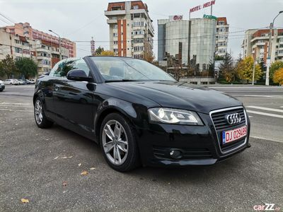second-hand Audi A3 Cabriolet 2.0 TDI