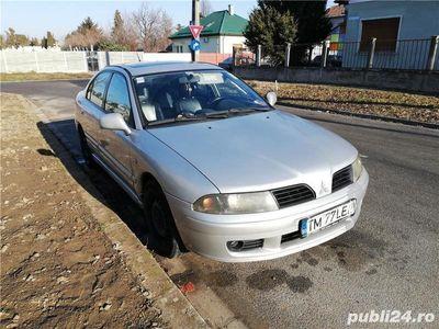 second-hand Mitsubishi Carisma diesel 1.9 DID an 2004, clima