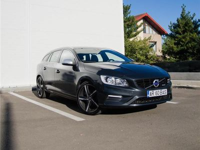 second-hand Volvo V60 2014, R-DESIGN, 1.6, D2