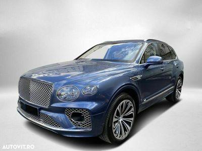 second-hand Bentley Bentayga 2020 Automată, motor Benzină 551 CP, 3.998 km, SUV