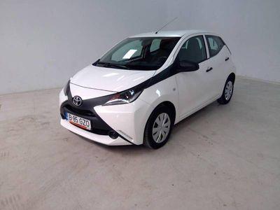 second-hand Toyota Aygo 1.0 Vvt-I X