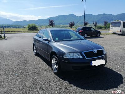 second-hand Skoda Octavia II, an 2008 1.6 MPI+GPL