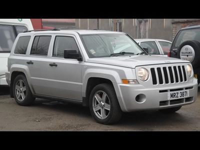 second-hand Jeep Patriot 4x4, 2.0 (motorizare VW) Diesel, an 2008