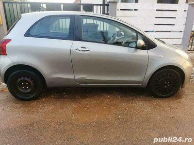 second-hand Toyota Yaris 1.4