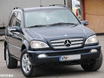 second-hand Mercedes ML270