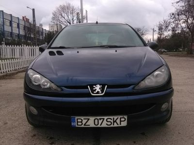second-hand Peugeot 206 hdi 1.4