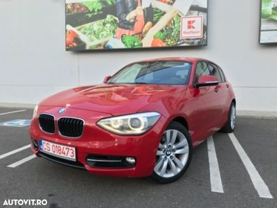 second-hand BMW 120 Seria 1 d