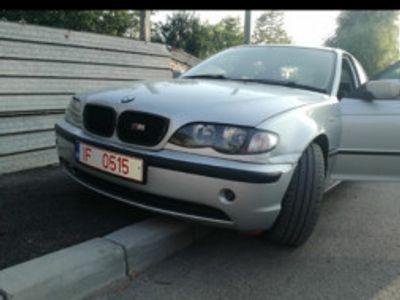 second-hand BMW 320 d an 2004 motor 2.0d