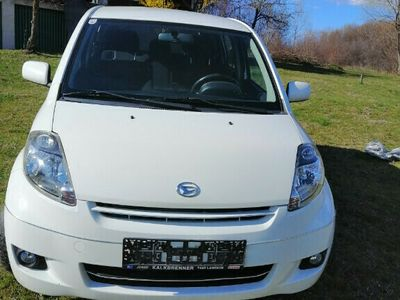 second-hand Daihatsu Sirion 4WD-1,3-91cp-10/2010-152000 km