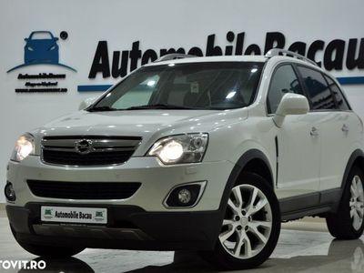 second-hand Opel Antara 2.2CDTi 163CP 4x4 2013 AUTOMATA Navi, Piele