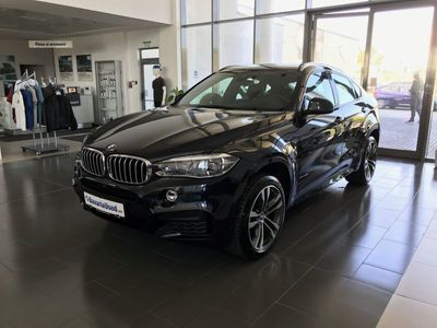 second-hand BMW X6 xDrive40d M Sport Edition