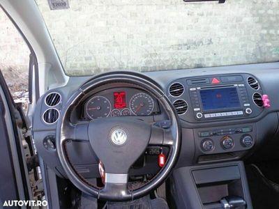 second-hand VW Golf Plus 2.0